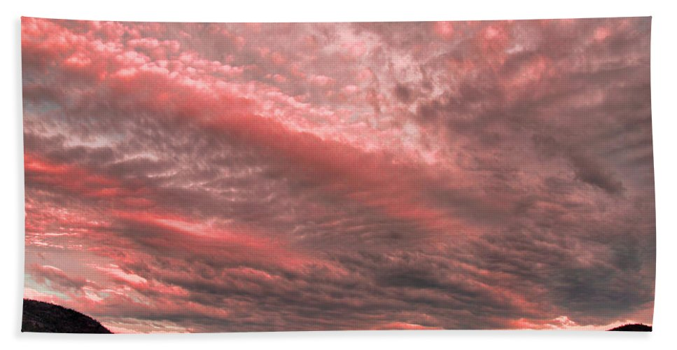 Pink Beach Towel featuring the photograph June 28 2010 by Tara Turner