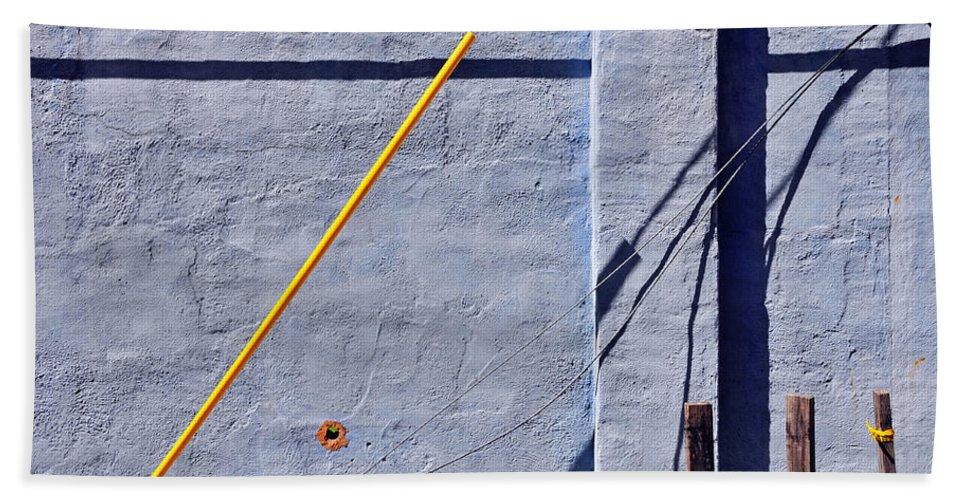 Skip Hunt Beach Sheet featuring the photograph Krishna Blue by Skip Hunt