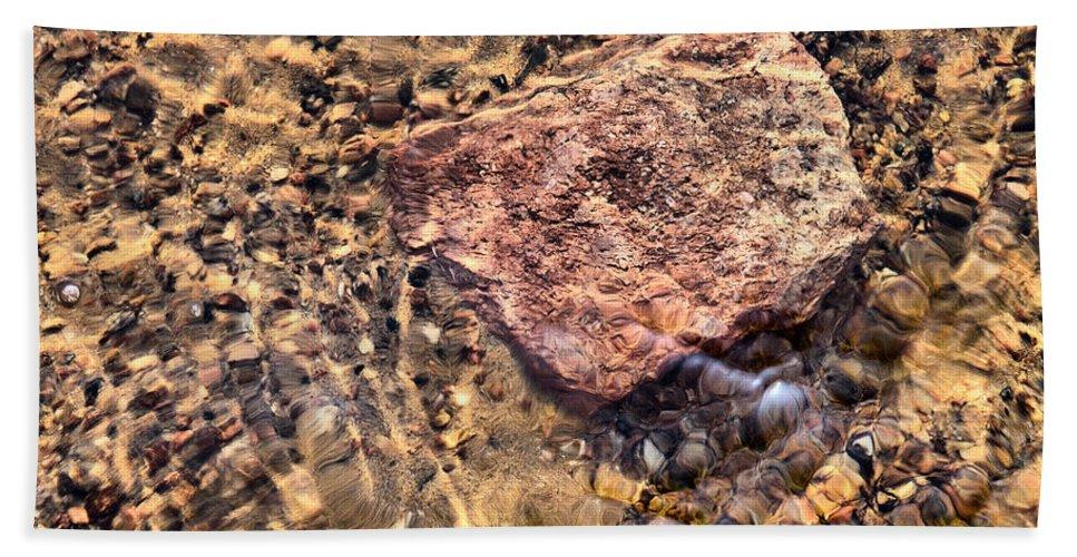 Haukkajärvi Beach Towel featuring the photograph Lakescapes 4 by Jouko Lehto