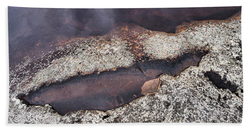 Lehtokukka Beach Towel featuring the photograph Lakescapes 5 by Jouko Lehto