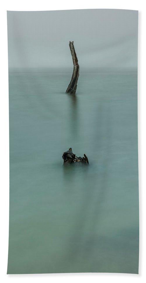 Thomas Gartner Beach Towel featuring the photograph Last Stand by Thomas Gartner