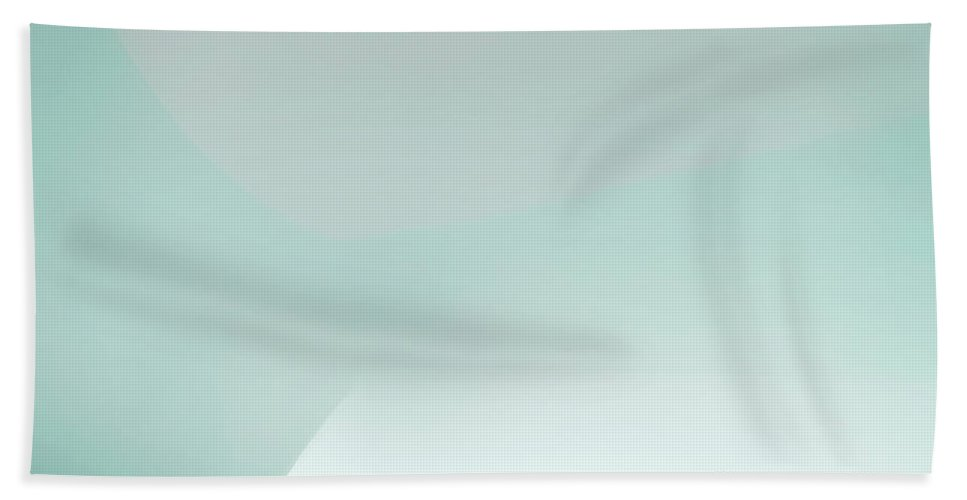 Abstract Beach Towel featuring the photograph Light And Shadow I by Scott Norris