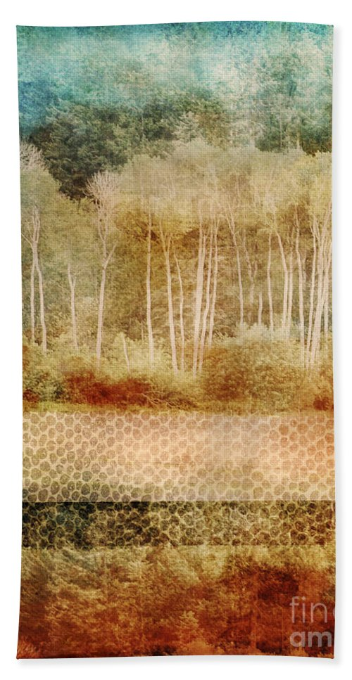 Trees Beach Towel featuring the photograph Loss Of Memory by Tara Turner