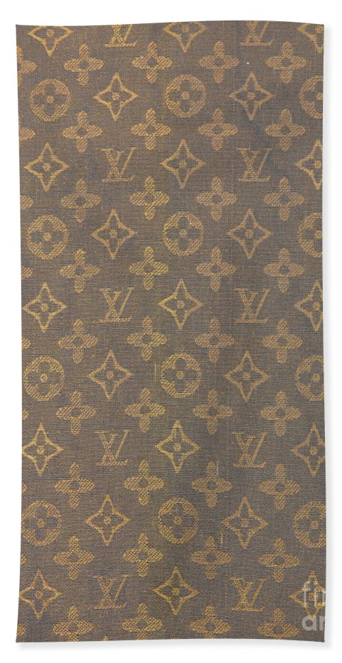8889195c42026d Louis Vuitton Fabric Pattern Monograms Beach Towel for Sale by To-Tam Gerwe