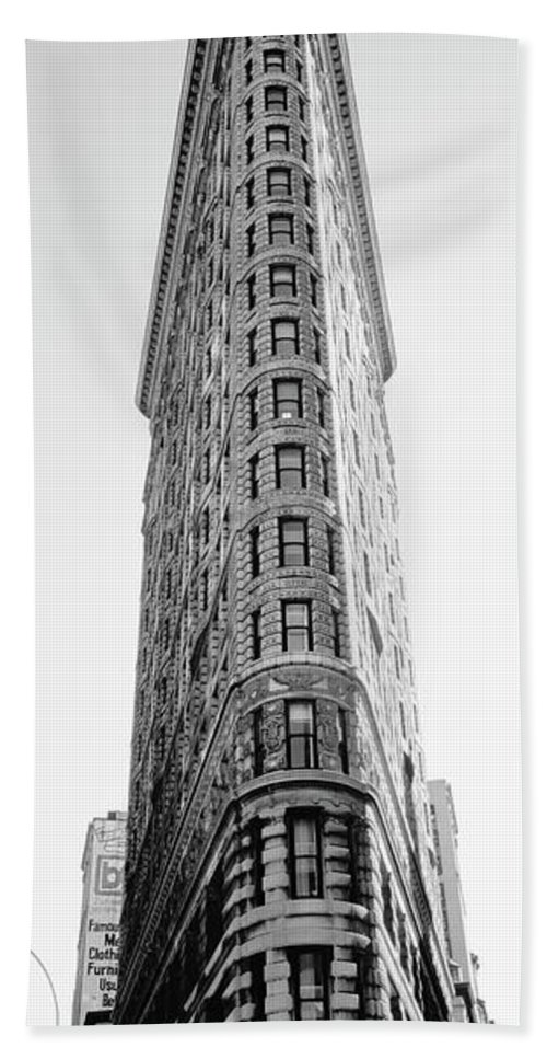 Low Angle View Of An Office Building Flatiron Building Manhattan