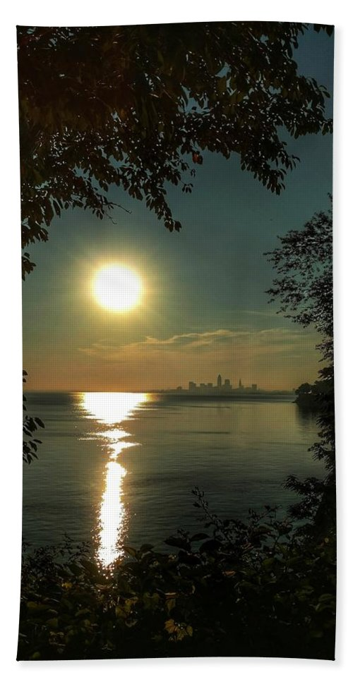 Sunshine Beach Towel featuring the photograph May You Shine Like The Sun by Jeff Paul