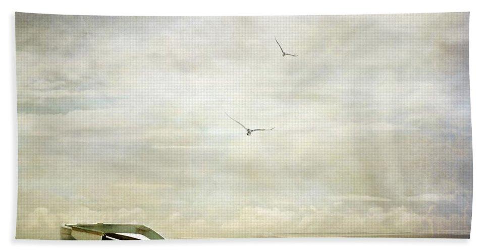 Beach Beach Towel featuring the photograph Memories by Jacky Gerritsen