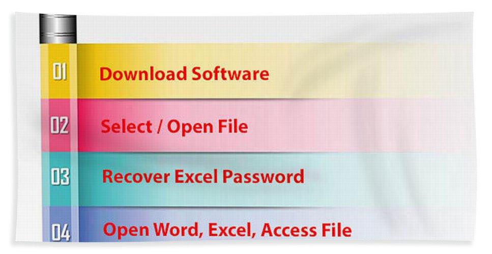 microsoft excel spreadsheet password recovery