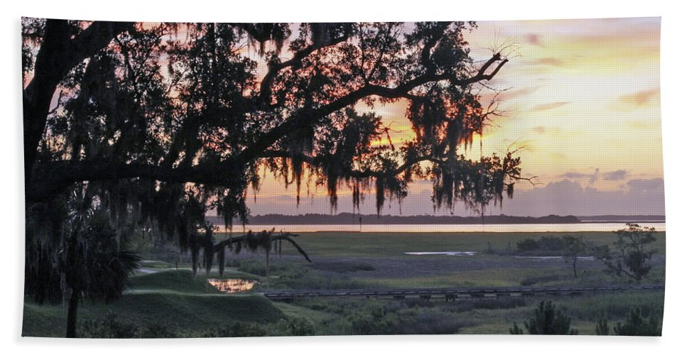 Sunrise Beach Towel featuring the photograph Morning Glory by Phill Doherty