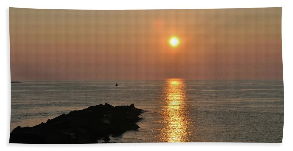 Sun Beach Towel featuring the photograph Morning Sun by Bill Cannon