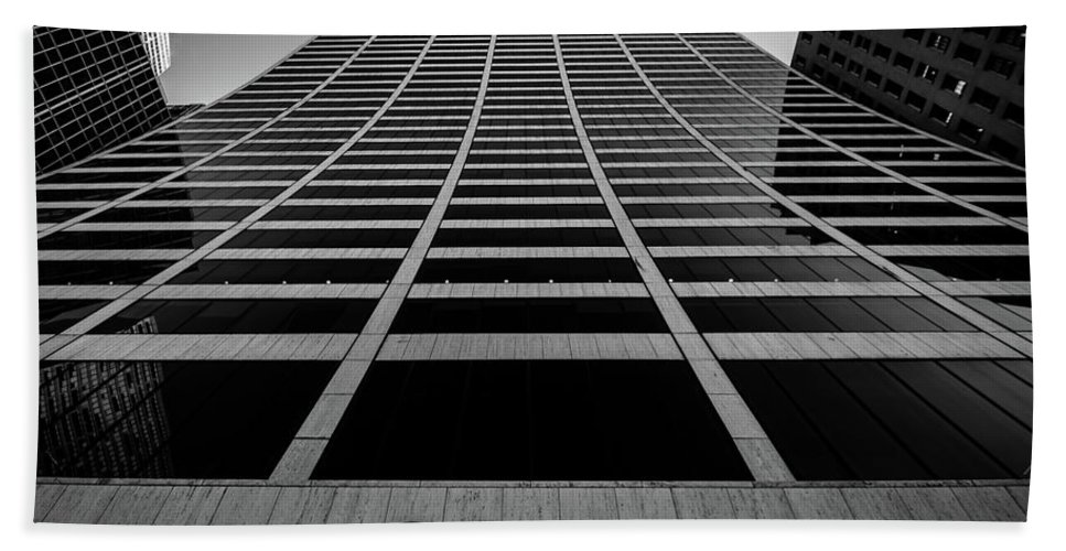 New York City W. R. Grace Building Architecture Beach Towel featuring the photograph New York City - W. R. Grace Building by Scott Moore
