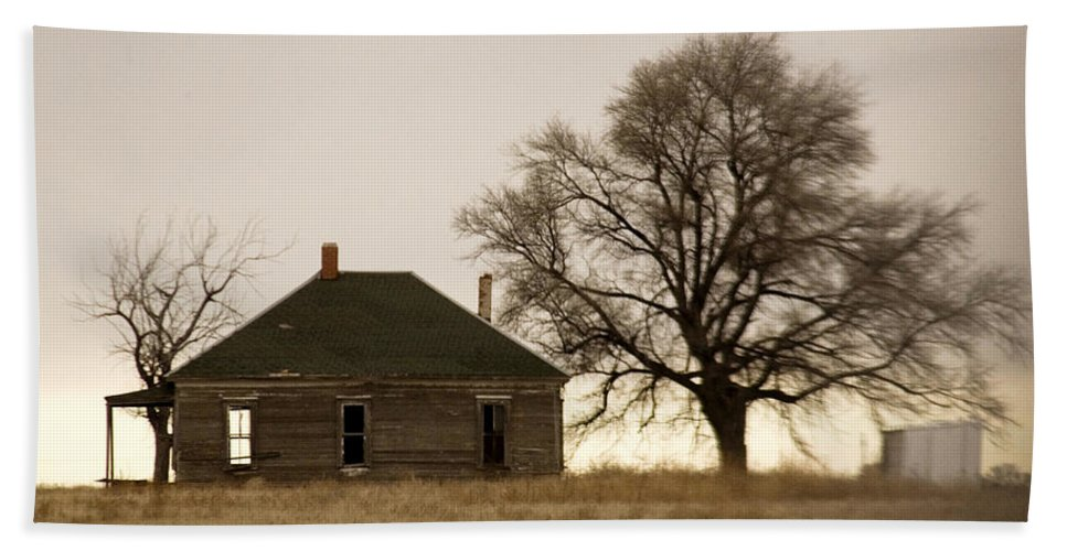 Americana Beach Towel featuring the photograph Once Upon A Time In West Texas by Marilyn Hunt