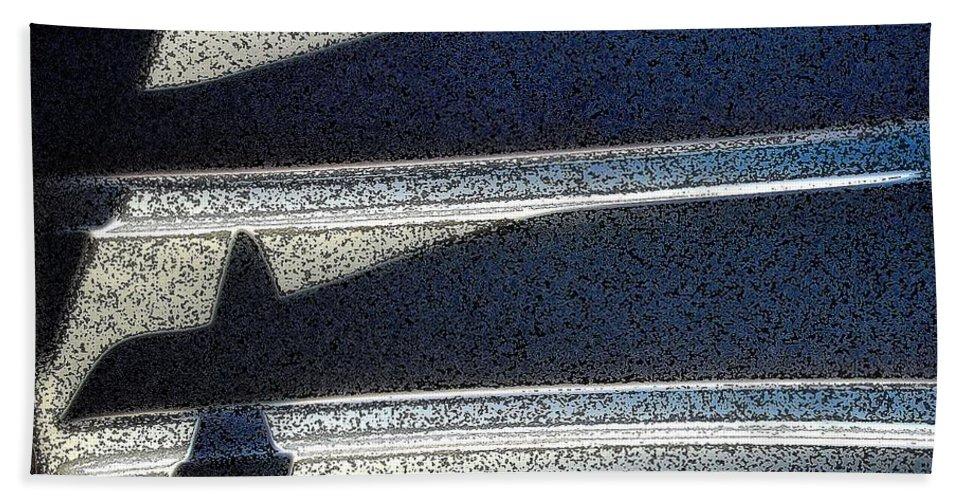 Digital Art Beach Sheet featuring the digital art Out Shadows by Ron Bissett