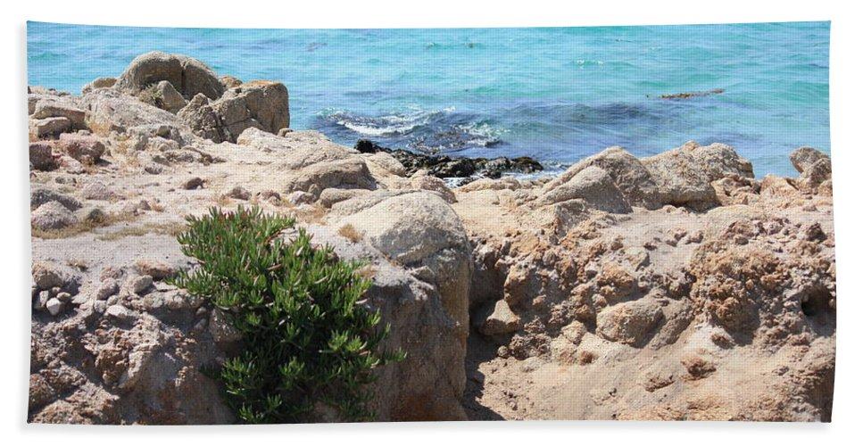 California Beach Towel featuring the photograph Pacific Blue by Carol Groenen