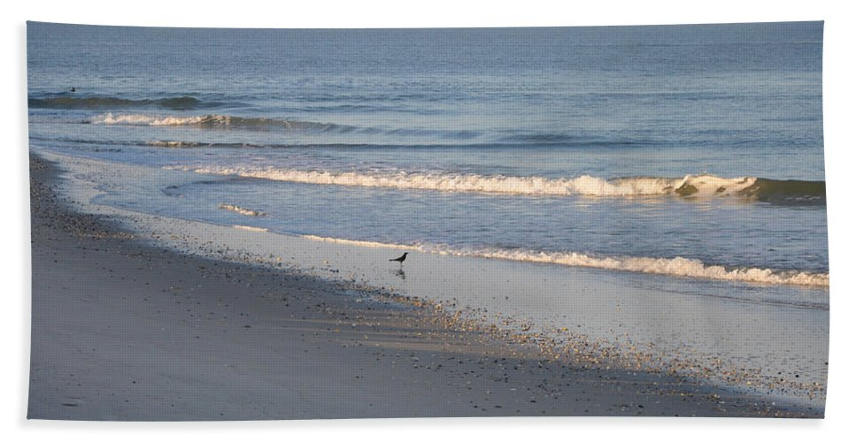 Beach Beach Towel featuring the photograph Perfect by Bill Cannon