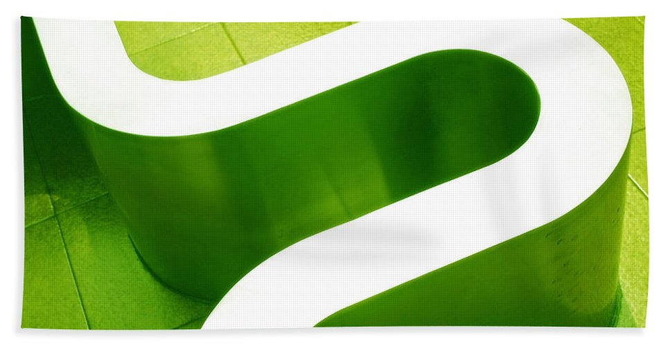 Abstract Beach Towel featuring the photograph Pharmacia by Skip Hunt