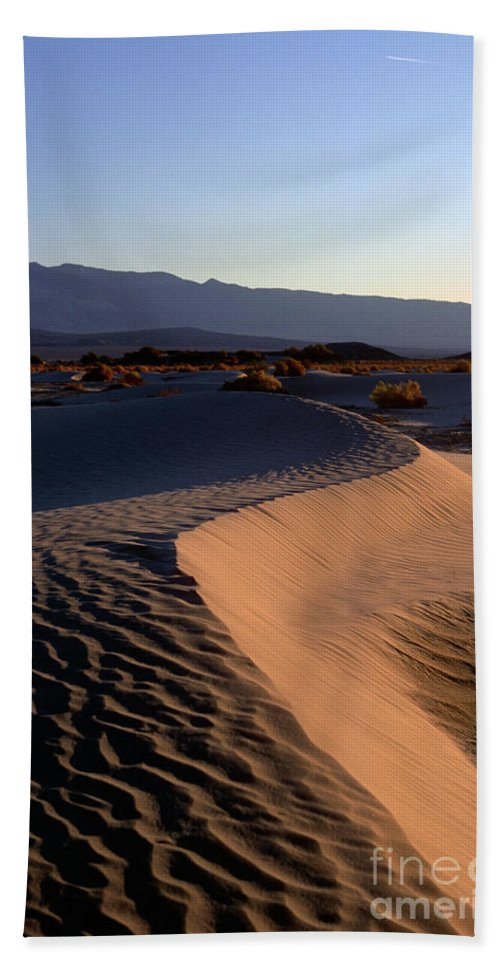 Sand Beach Towel featuring the photograph Red Dunes by Jim And Emily Bush