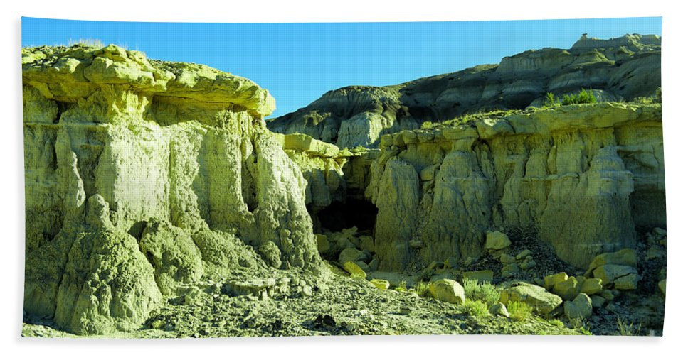 New Mexico Beach Sheet featuring the photograph Rigid New Mexico by Jeff Swan