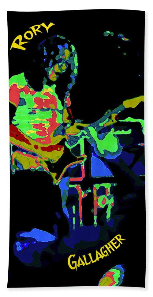 Rock Musicians Beach Towel featuring the photograph Secret Agent 4 by Ben Upham
