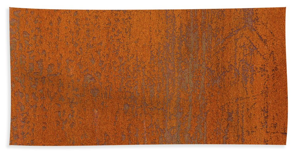 Rust Beach Towel featuring the photograph Rust by Jonathan Harbourne