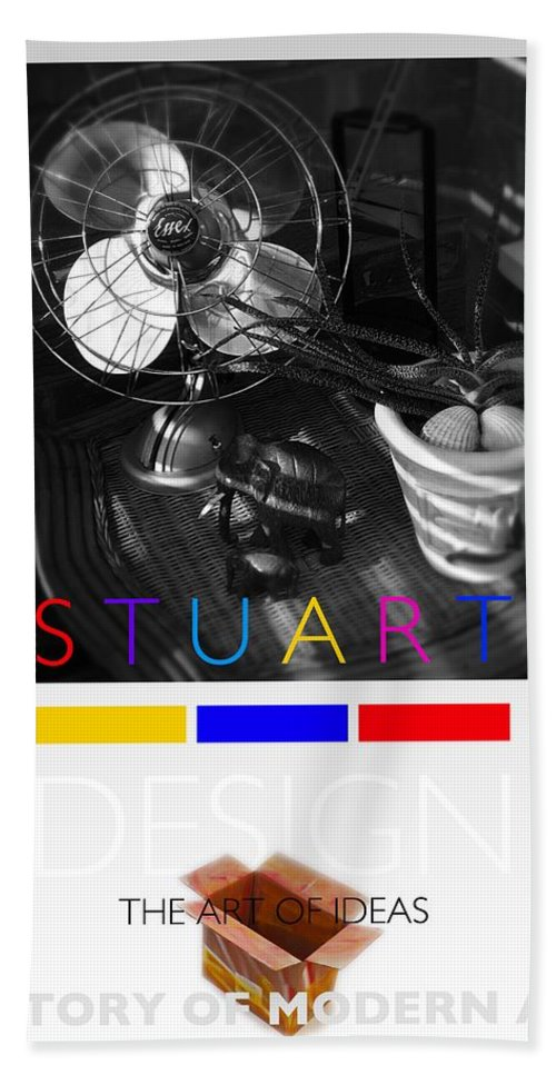De Stijl Beach Towel featuring the photograph Safari Poster by Charles Stuart