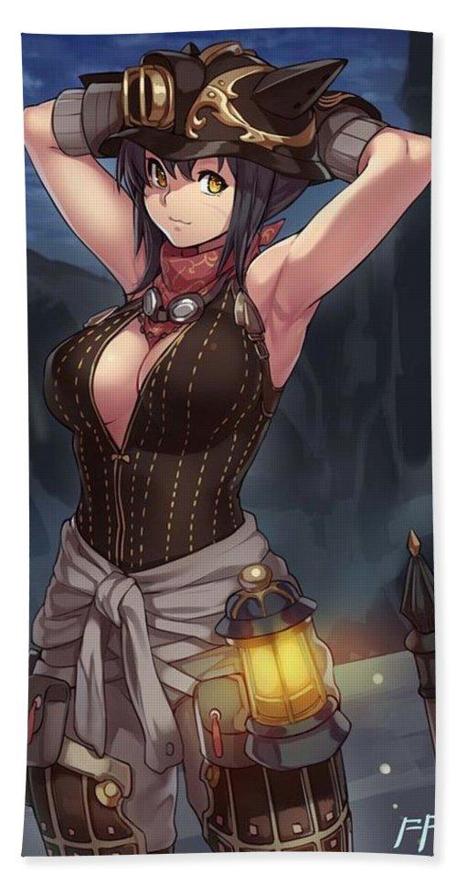 sexy anime cat girl