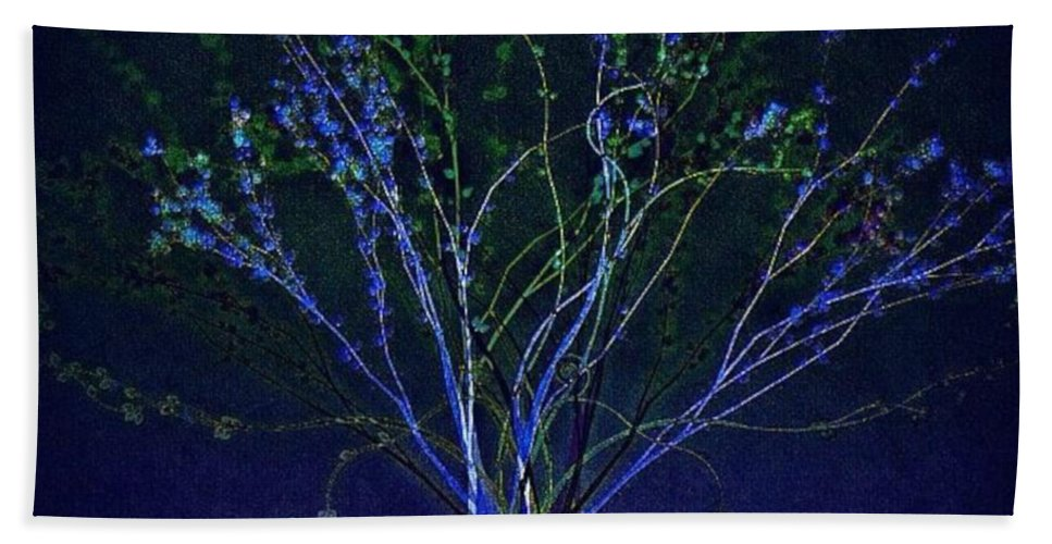 Augustine Beach Towel featuring the photograph Since Love Grows Within You by Nick Heap