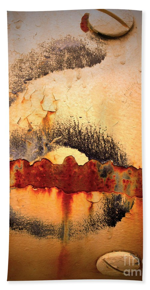 Number Beach Towel featuring the photograph Six by Tara Turner