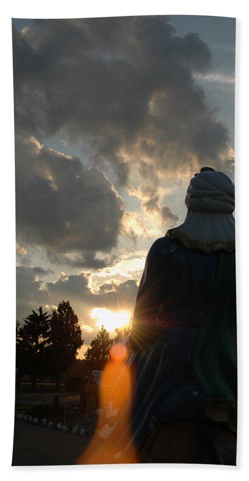 Christ Beach Towel featuring the photograph Spirit Of Christ by LeeAnn McLaneGoetz McLaneGoetzStudioLLCcom