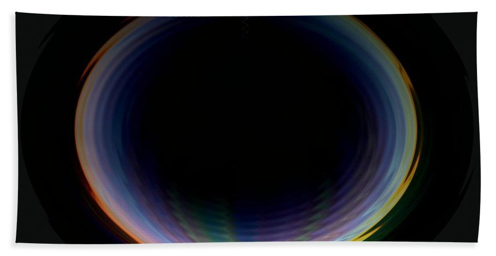 Sunrise Beach Towel featuring the photograph Sunrise Ripples by Tim Allen