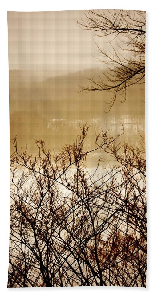 Falls Pennsylvania Beach Towel featuring the photograph Susquehanna Vibes... by Arthur Miller