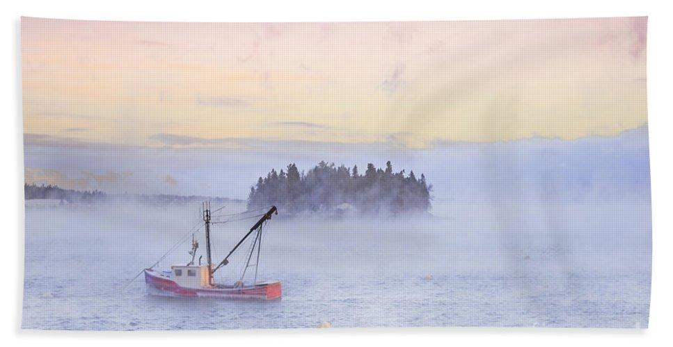 Kremsdorf Beach Towel featuring the photograph Taste Of Dawn by Evelina Kremsdorf