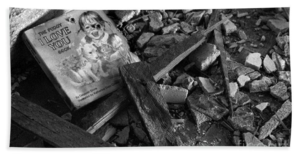 Dark Art Beach Towel featuring the photograph Tell Me A Story by Peter Piatt