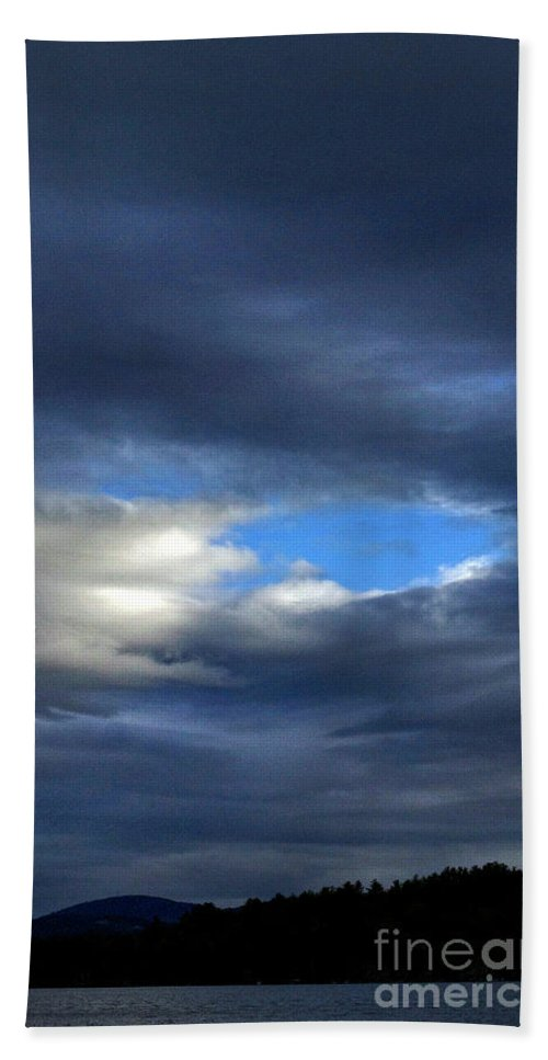 Nature Beach Towel featuring the photograph Temporary by Skip Willits