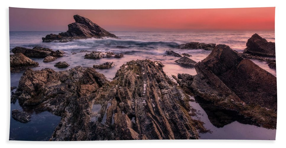 Dream Beach Towel featuring the photograph The Edge Of Dreams by Matteo Viviani