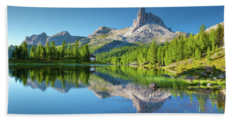 Great Beach Towel featuring the photograph The Great Northwest by David Dehner