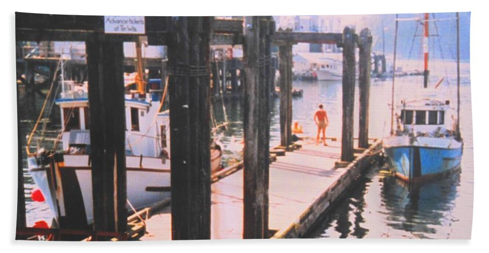 Tofino Beach Sheet featuring the photograph Tofino by Ian MacDonald