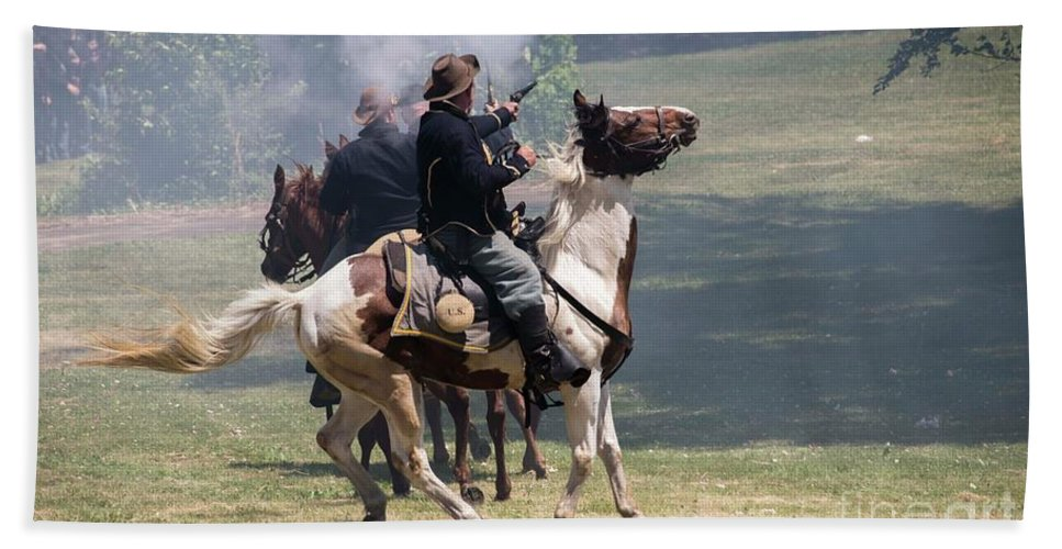 United States Beach Towel featuring the photograph United States Civil War - 4 by David Bearden