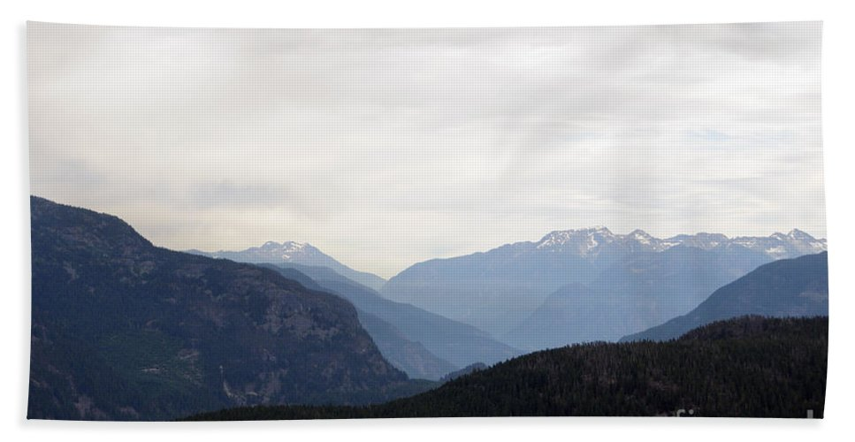 Vancouver Beach Towel featuring the photograph Vancouver, Bc by Cindy Roesinger