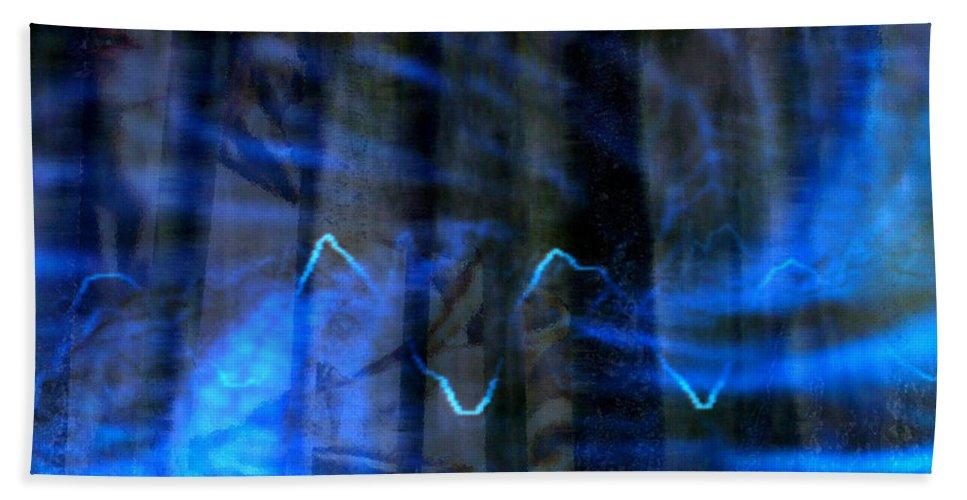 Vivandiere Beach Towel featuring the digital art Vivandiere by Seth Weaver