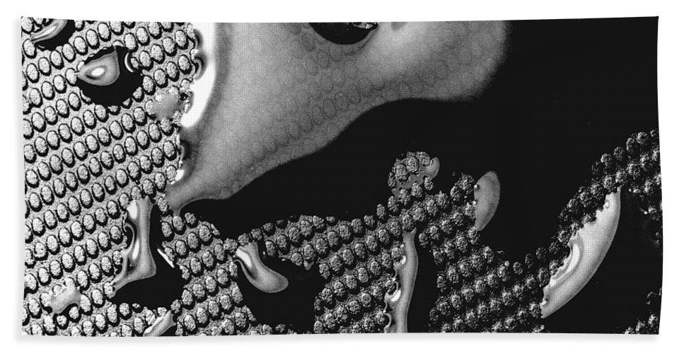 Water Drop Beach Sheet featuring the photograph Waterdrop 5 by Nancy Mueller