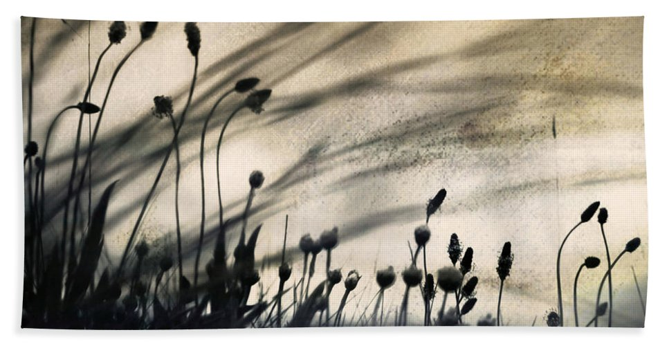 Flower Beach Towel featuring the photograph Wild Things - Number 2 by Dorit Fuhg