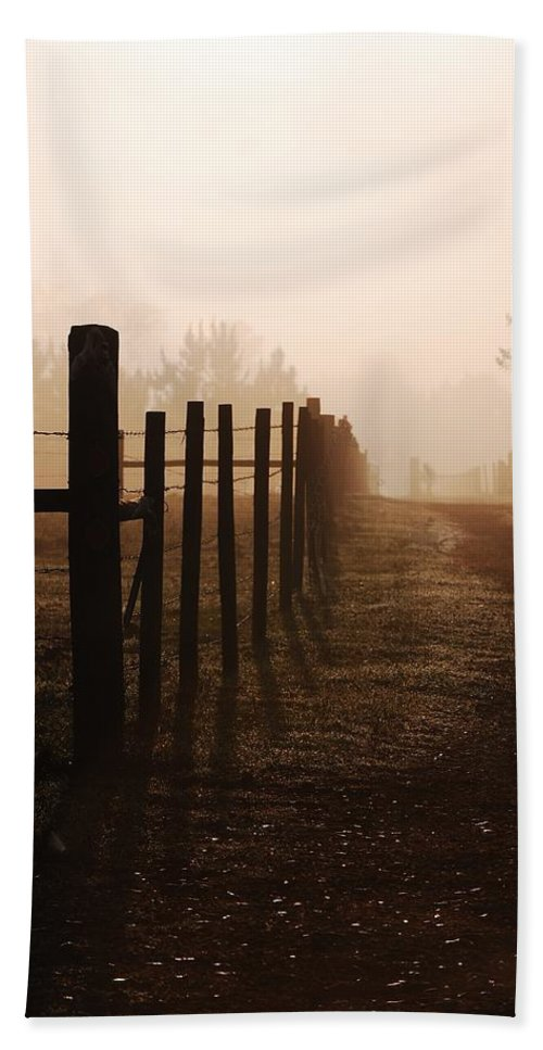 Mist Beach Towel featuring the photograph Will They Be Mist by Robert Meanor