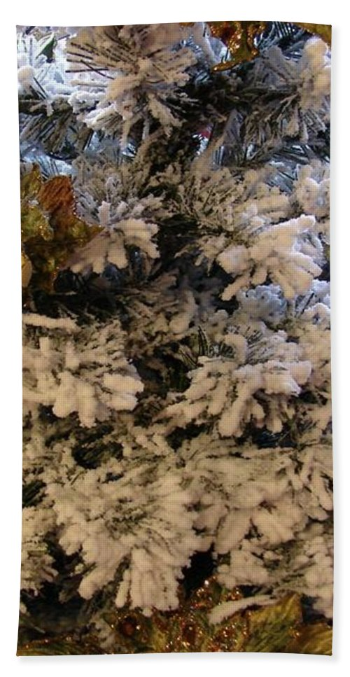 Winter Beach Towel featuring the photograph Winter by Bob Carey