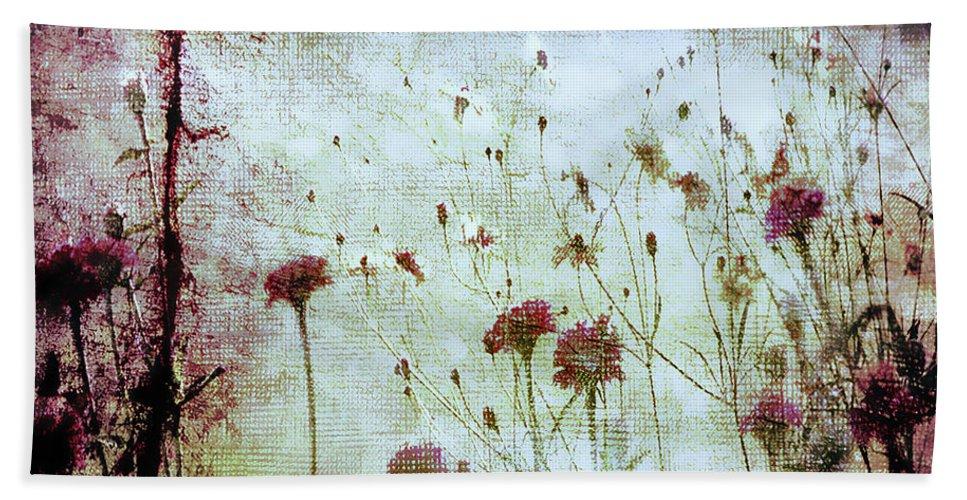 Alice In Wonderland Beach Towel featuring the photograph Wonderland by Trish Mistric