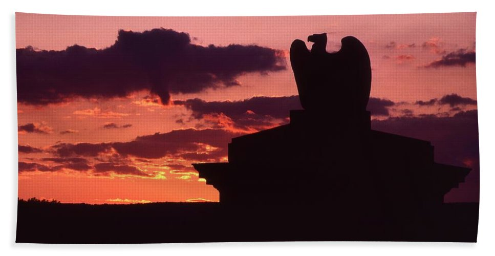 Eagle Beach Towel featuring the photograph Wyoming Valley On My Mind... by Arthur Miller