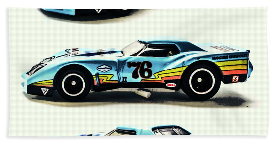 Corvette Beach Towel featuring the photograph 76 by Jorgo Photography - Wall Art Gallery