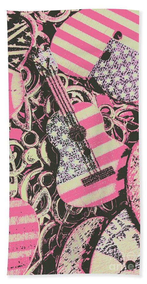 Rock Beach Towel featuring the photograph Anthems Of America by Jorgo Photography - Wall Art Gallery