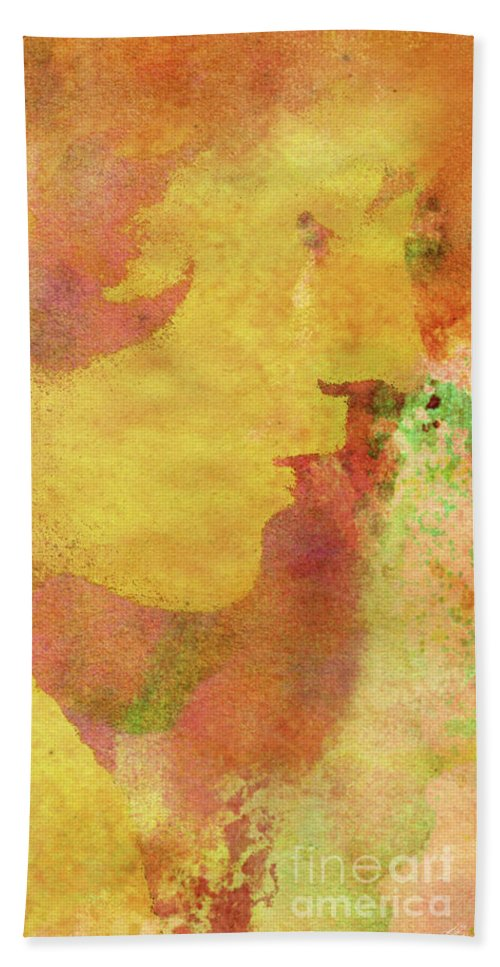 Shades Of You Beach Towel featuring the digital art Shades of You by Kenneth Rougeau