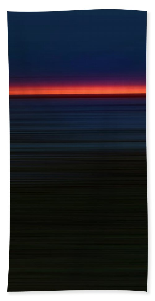 Sunrise Beach Towel featuring the photograph Sunrise 1 by Scott Norris
